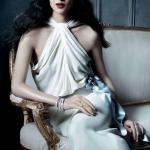 Liu Wen for Tiffany & Co