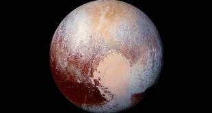 At Pluto
