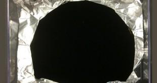 The Blackest Black