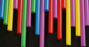 Plastic straws and cotton buds have been banned in England
