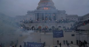 Rioters Storm Congress