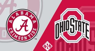Alabama vs. Ohio State: College Football Championship.