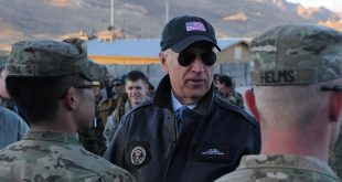 Biden Announces U.S. Withdrawal from Afghanistan