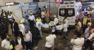 Stampede in Israel Crushes Over 45 to Death