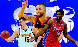 Who Should Win the NBA MVP award.