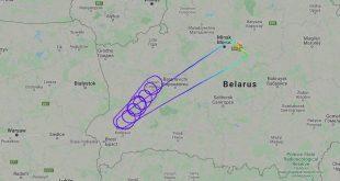 Russia Blocks European Flights For Avoiding Belarus
