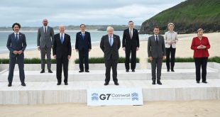 The G7 Agrees on Curbing Coal Burning