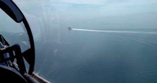 British Warship Shadowed by Russian Jets and Warships