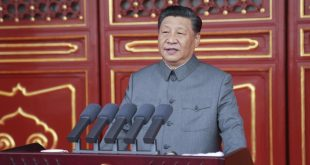 Xi Jinping Warns China Will Not Be Oppressed In 100th Anniversary Speech