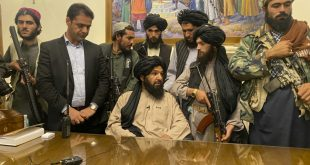 Afghan Government Collapses as Taliban Capture Kabul