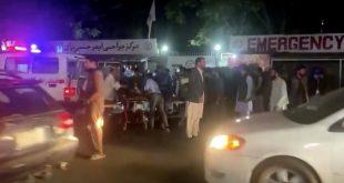 Attack at Kabul Airport Kills 13 U.S. Service Members, at Least 90 Afghans