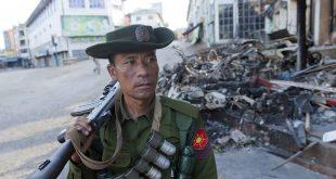 Deadly Violence in Myanmar