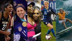 WOMEN CHANGING SPORTS