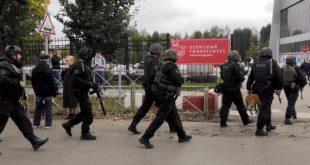 Shooting in Russia Kills Six